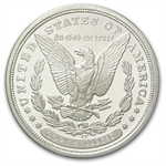 1 oz 1889 CC Morgan Dollar Replica Silver Round (Proof) .999 Fine