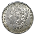 1896-O Morgan Dollar Almost Uncirculated-55 PCGS