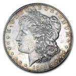 1894-S Morgan Dollar - Almost Uncirculated