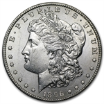 1896-S Morgan Dollar - Brilliant Uncirculated