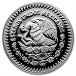 1991 1 oz Silver Mexican Libertad - Proof (w/box & CoA)