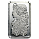 5 gram Platinum Bar (Secondary Market) .9995+ Fine