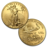 2006-W 3-Coin Gold American Eagle Set (w/Box & CoA)