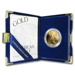 1995-W 1 oz Proof Gold American Eagle (w/Box & CoA)