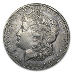 1892-S Morgan Dollar - Extra Fine Details - Cleaned