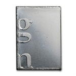 1 gram Platinum Bar (Secondary Market) .999 Fine