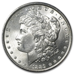 1889 Morgan Dollar - MS-63 PCGS