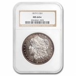 1995-D Olympic Cycling $1 Silver Commemorative - MS-69 PCGS