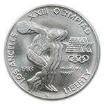 1983-D Olympic $1 Silver Commemorative - MS-69 PCGS