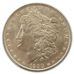 1900 Morgan Dollar - MS-65 PCGS