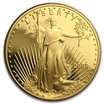 2007-W 1 oz Proof Gold American Eagle (w/Box & CoA)