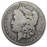 1889-CC Morgan Dollar - Good