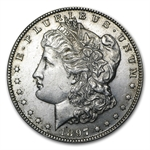 1897-S Morgan Dollar - Brilliant Uncirculated