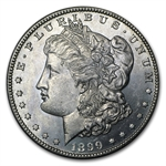 1899 Morgan Dollar - Brilliant Uncirculated