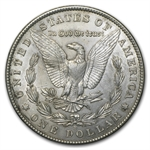 1901-S Morgan Dollar - Almost Uncirculated
