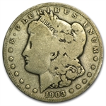 1903-O Morgan Dollar - Very Good