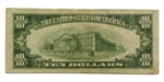 1953 $10 Silver Certificate    (Good-Very Good)