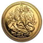 Isle of Man 1/2 oz Gold Angels (Proof &/or Unc)