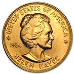 U.S. Mint Gold 1 oz Helen Hayes Commemorative Arts Medals