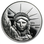 1 oz Platinum Round (Secondary Market) .999+ Fine