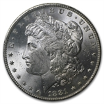 1881-CC Morgan Dollar Brilliant Uncirculated - GSA Holder