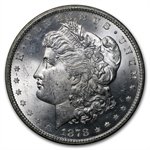 1878-CC Morgan Dollar MS-63 NGC - GSA Certified