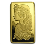 10 oz Pamp Suisse Gold Bar .9999 Fine (In Assay)
