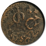 Netherlands East Indies Copper Duit Random Dates