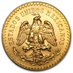 Mexico 1946 50 Pesos Gold Coin (AU/BU)