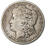1879-CC Morgan Dollar - (Clear CC) Very Fine-30