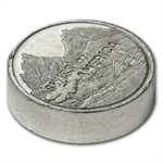 1 oz Swiss of America Silver Round (23.5 MM) .999 Fine