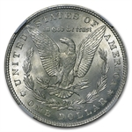 1897 Morgan Dollar - MS-65 NGC