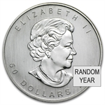 1 oz Palladium Canadian Maple Leaf - Random Year