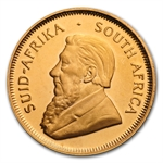 1982 1/4 oz Proof Gold South African Krugerrand