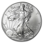 2008 Silver American Eagle - MS-70 PCGS - First Strike