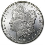1880-CC Morgan Dollar - Brilliant Uncirculated