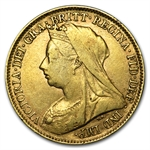 Australia Gold Sovereign of Victoria (AU)