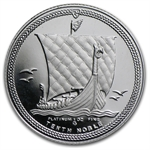 1/10 oz Isle of Man Platinum Noble (Proof &/or Uncirculated)
