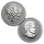 2005 Legacy of Liberty Silver Maple Leaf Set (w/Box & CoA)