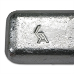 10 oz Golden Analytical Silver Bar .999 Fine