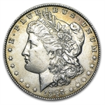 1897-O Morgan Dollar - Brilliant Uncirculated Details - Cleaned