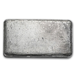 5 oz Engelhard Silver Bar (Poured, Bull Logo) .999 Fine