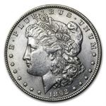 1892 Morgan Dollar - Brilliant Uncirculated