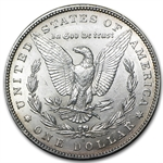 1900-S Morgan Dollar - Brilliant Uncirculated