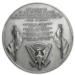 5.08 oz Silver - Presidents Who Gave Their Lives .999 Fine