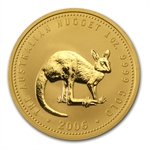 2006 1 oz Australian Gold Nugget
