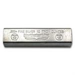 10 oz Northstar Mint Silver Bar .999 Fine