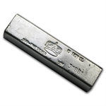 10 oz MG Crown Silver Bar .999 Fine