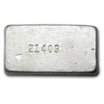 5 oz Silvertowne Poured Silver Bar .999 Fine (Vintage)