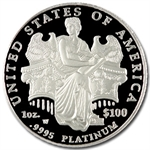 2006-W 1 oz Proof Platinum American Eagle PR-69 PCGS (FS)